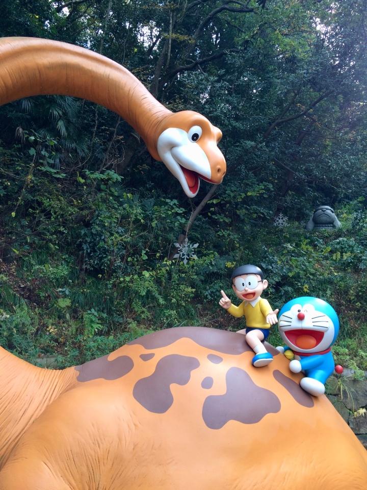 """Seriously, i need Doraemon in my life!"" Masa dewasa lebih bahagia di Fujiko F. FujioMuseum"