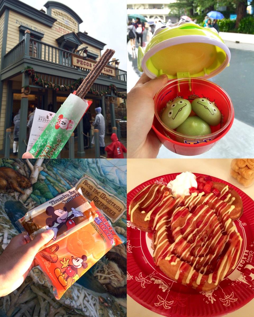 10 Magical Snack Instagram-able yang wajib kamu cicip di Tokyo Disneyland dan DisneySea
