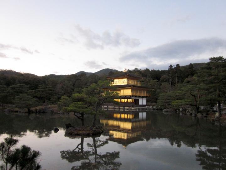 """Kyoto's hidden beauty: Mengagumi Kemewahan Emas Kinkakuji, Kekuatan di balik Kesederhanaan Kiyomizudera, Makan Unagi """"belut steroid"""" diGion"""