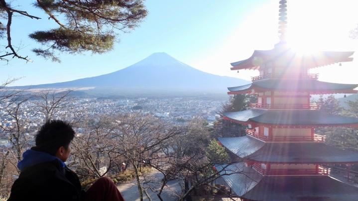 Bermain Pelangi Kehidupan di Nara dan Mengejar Pesona Terindah MountFuji