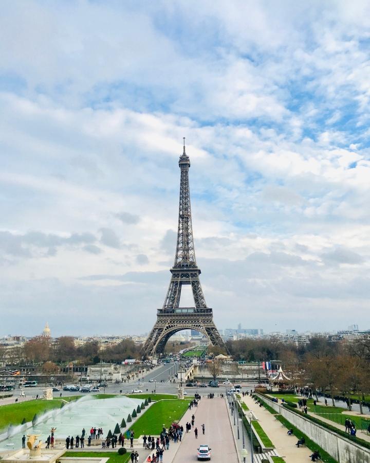 Christmas in Paris. Sehari dengan Sejuta KenanganMagis