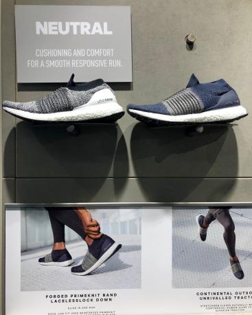 Adidas Ultraboost laceless!