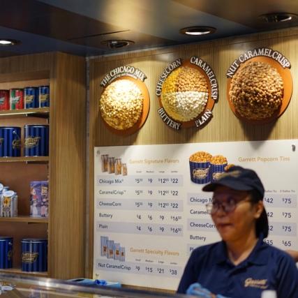 Harga Garret Popcorn terbaru di akhir tahun 2017