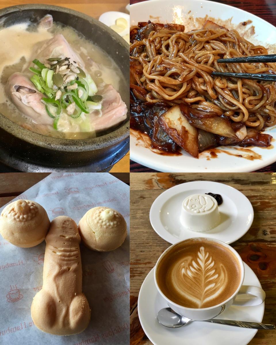 20 Makanan Uniquely Yummy dari Cafe dan Resto Tereksis di Korea. MUST TRY!
