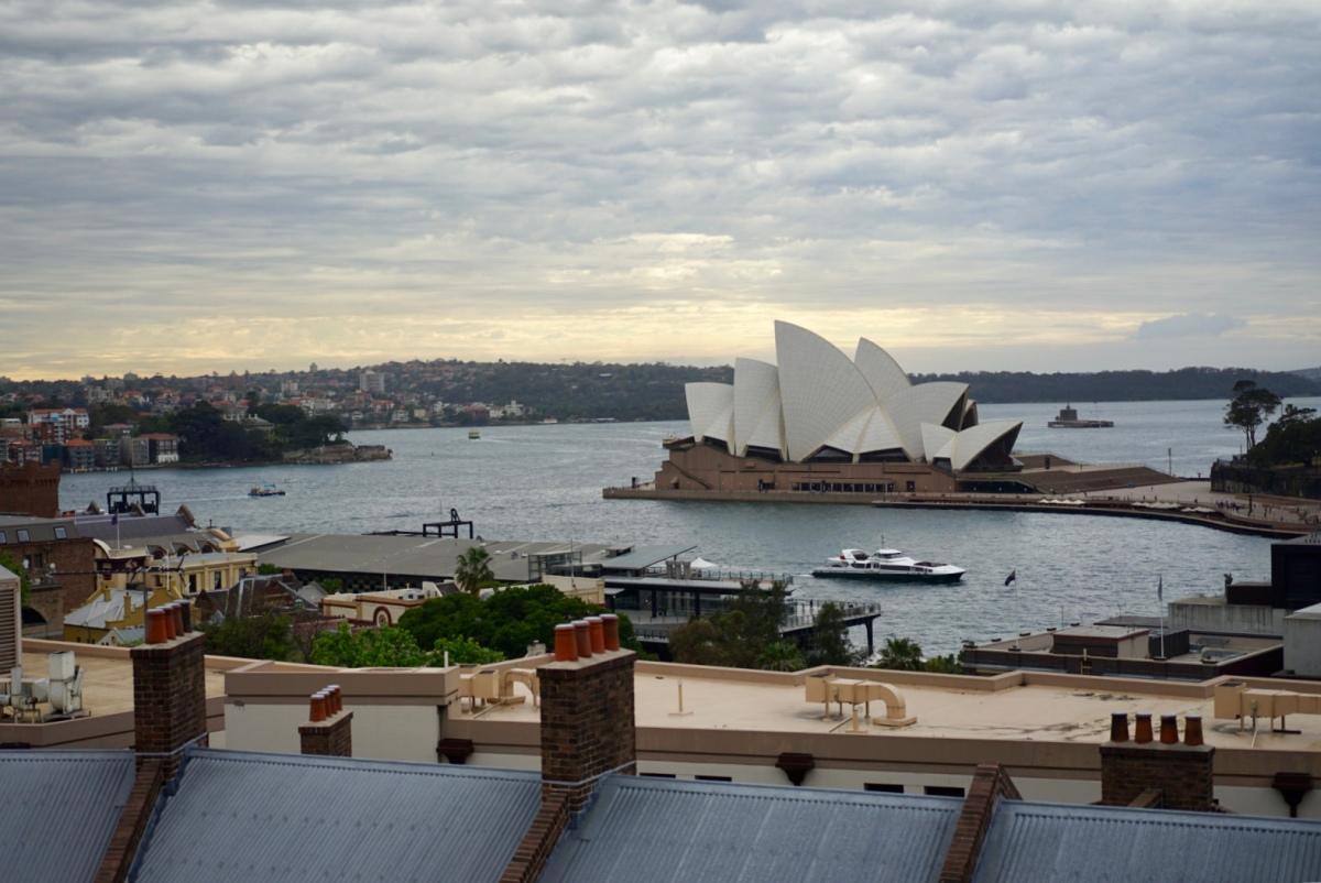 Sydney, Oh... Sydney