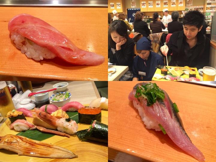 Sushi Legendaris TernikmatSedunia