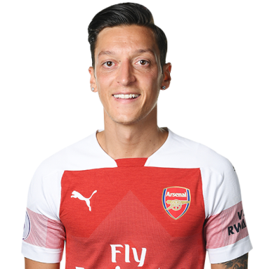 Mezut Ozil. Picture courtesy by premierleague.com