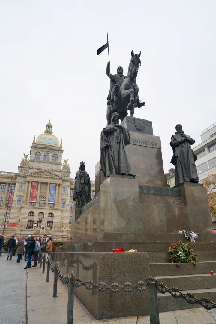 Good King Wenceslas Statue