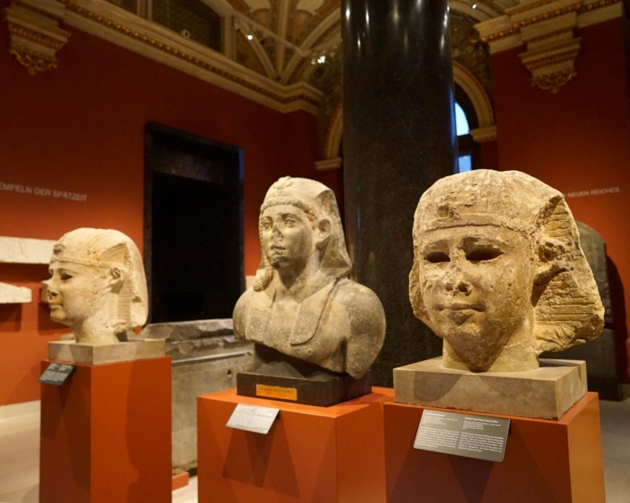 Among the world's most important collections of Egyptian antiquities. 17 000 objects date from a period of almost 4,000 years, from the Egyptian Predynastic and Early Dynastic periods (ca. 3500 BC) to the early Christian era