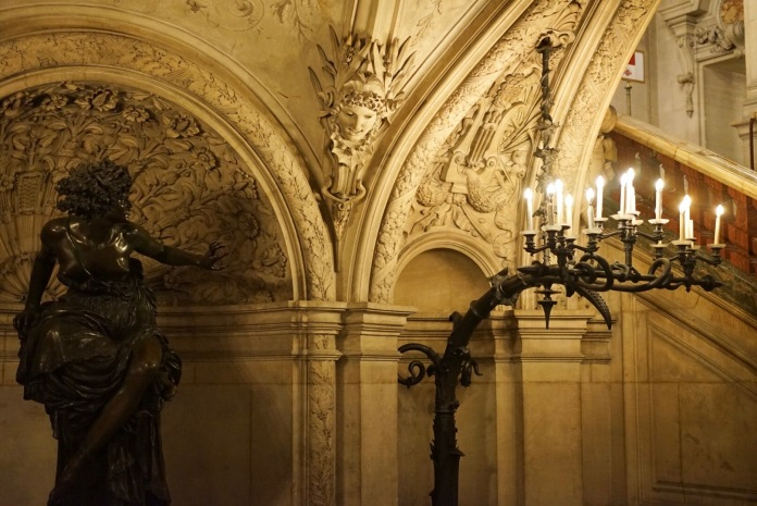 The Opera Garnier is a true masterpiece of classicism and eccentricity