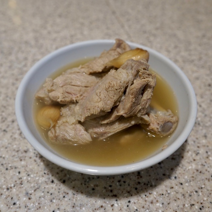 Pork Ribs Soup - Traditional Teochew cuisine