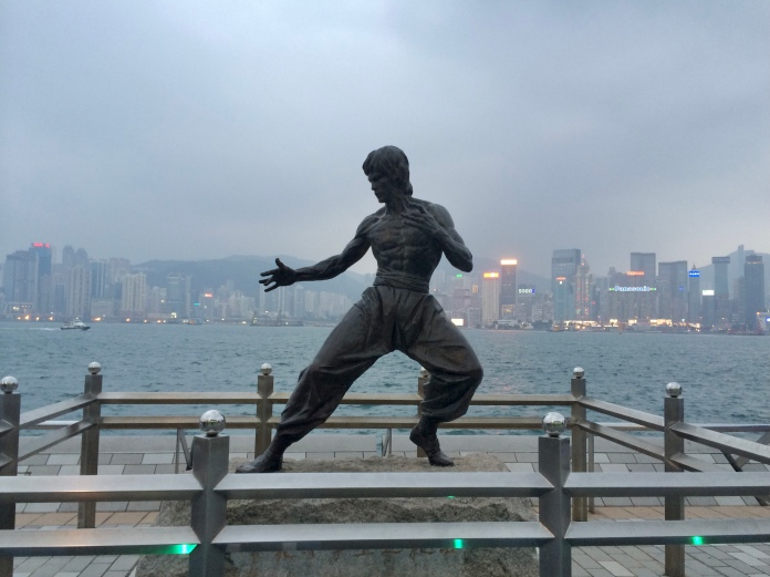 The legend of Bruce Lee, The king of kungfu
